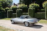 1962 Jaguar E-Type Serie 1  Chassis no. 877.837