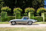 Delivered new to France,1962 Jaguar E-Type 'Series 1' 3.8-Litre Roadster  Chassis no. 877837
