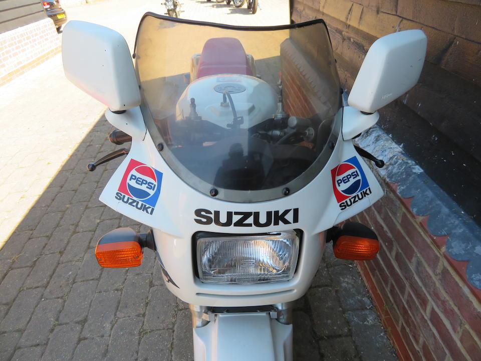 1989 Suzuki 498cc RG500 Gamma Frame no. HM31A-106275 Engine no. M301-107306