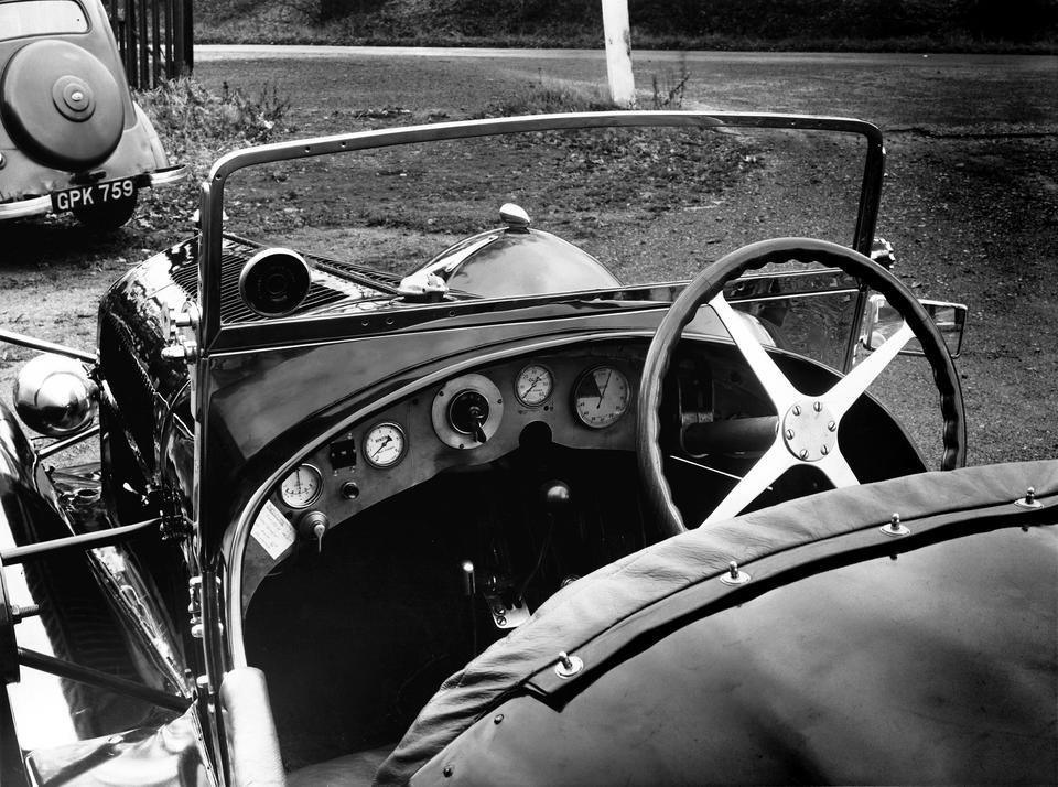 The ex-Scuderia Ferrari, ex-Richard-Shuttleworth, 1935 Donington Grand Prix-winning,1932-34 Alfa Romeo Tipo B Grand Prix Monoposto  Chassis no. '50007' (see text)