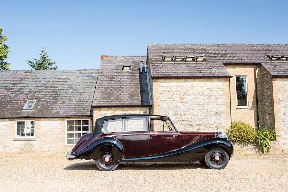 Completed in Rolls-Royce's Golden Jubilee year, used by HM The Queen, kept in the Royal Mews from 1959 until 2002, 1955 Rolls-Royce Phantom IV State Landaulette  Chassis no. 4BP5