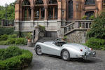 Purchased new by Anita Ekberg, star of 'La Dolce Vita',1956 Jaguar  XK140 SE Roadster  Chassis no. S812181DN