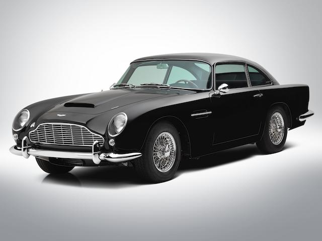 1962 Aston Martin DB4 'Series V' Vantage Sports Saloon  Chassis no. DB4/1133/L