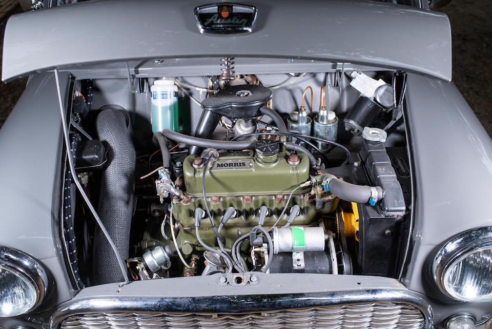 1962 Austin  Mini Countryman Estate  Chassis no. 282205