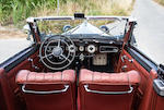 1939 Horch 830 BL Convertible  Chassis no. 84922020 Engine no. 3800432