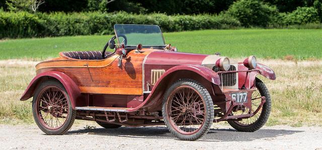 c. 1908 Phoenix 10hp Sports  Chassis no. 88187