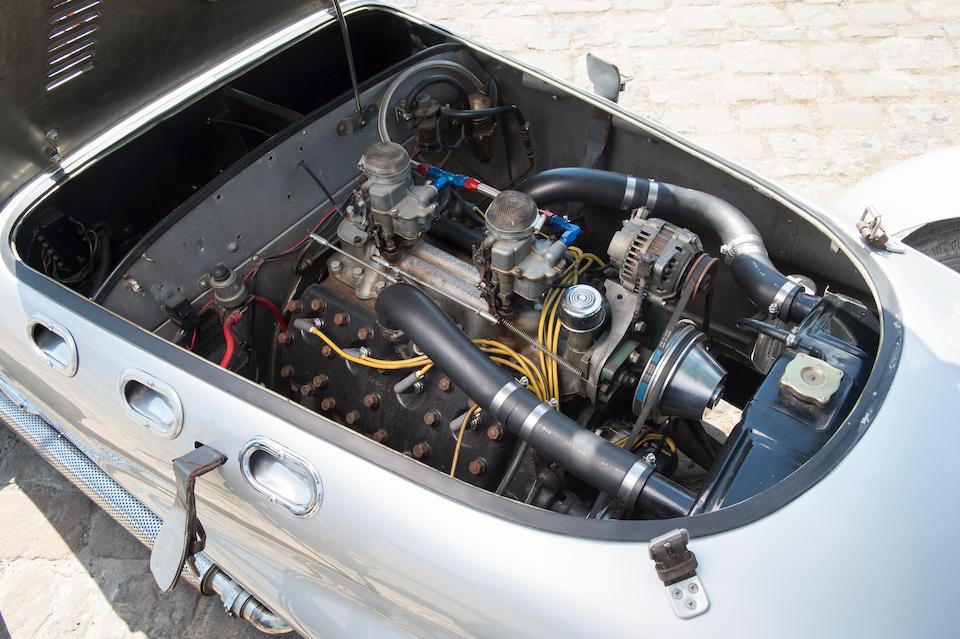 1951 Allard J2 Roadster  Chassis no. 99J1974