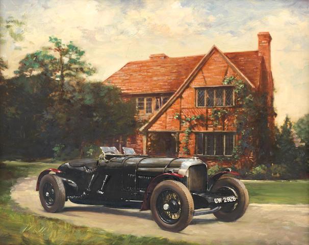 Anon, 'Forrest Lycett's 8 Litre Bentley GW 2926',  ((3))