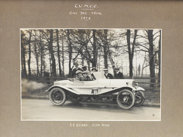 Assorted motoring photographs,  ((Qty))