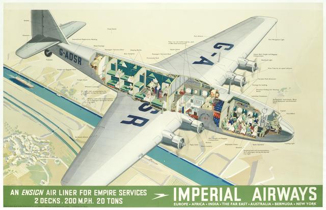 JAMES GARDNER IMPERIAL AIRWAYS