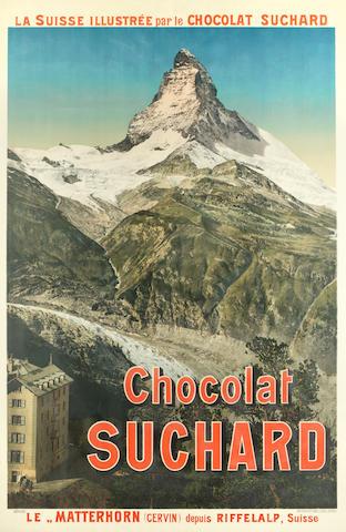 ANONYMOUS CHOCOLAT SUCHARD