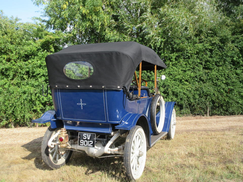 Bonhams : 1911 EMF Model 30 Tourer Chassis no  42286