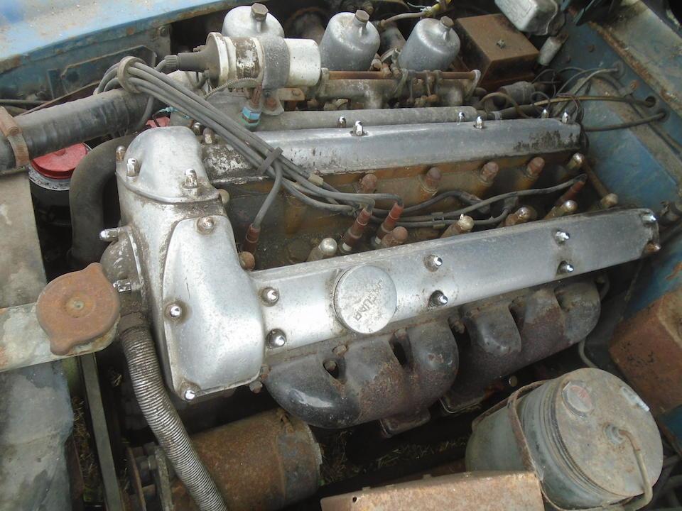 1959 Jaguar XK150 'S' 3.4-Litre Coupé Project  Chassis no. T824946DN