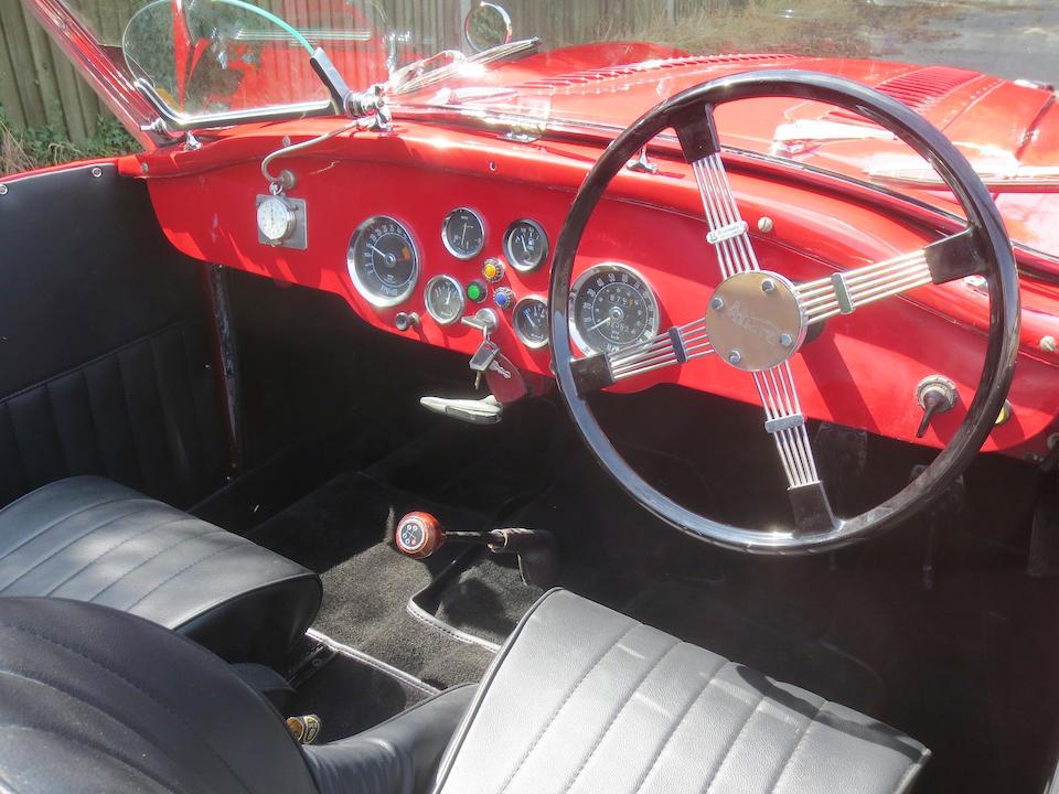 1957 Allard Palm Beach 2.6-Litre Mark I Convertible  Chassis no. 21Z-5169