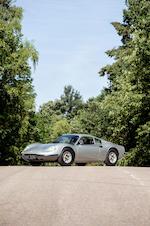 Ex Keith Richards,1972 Ferrari 246 GT Coupé  Chassis no. 03354