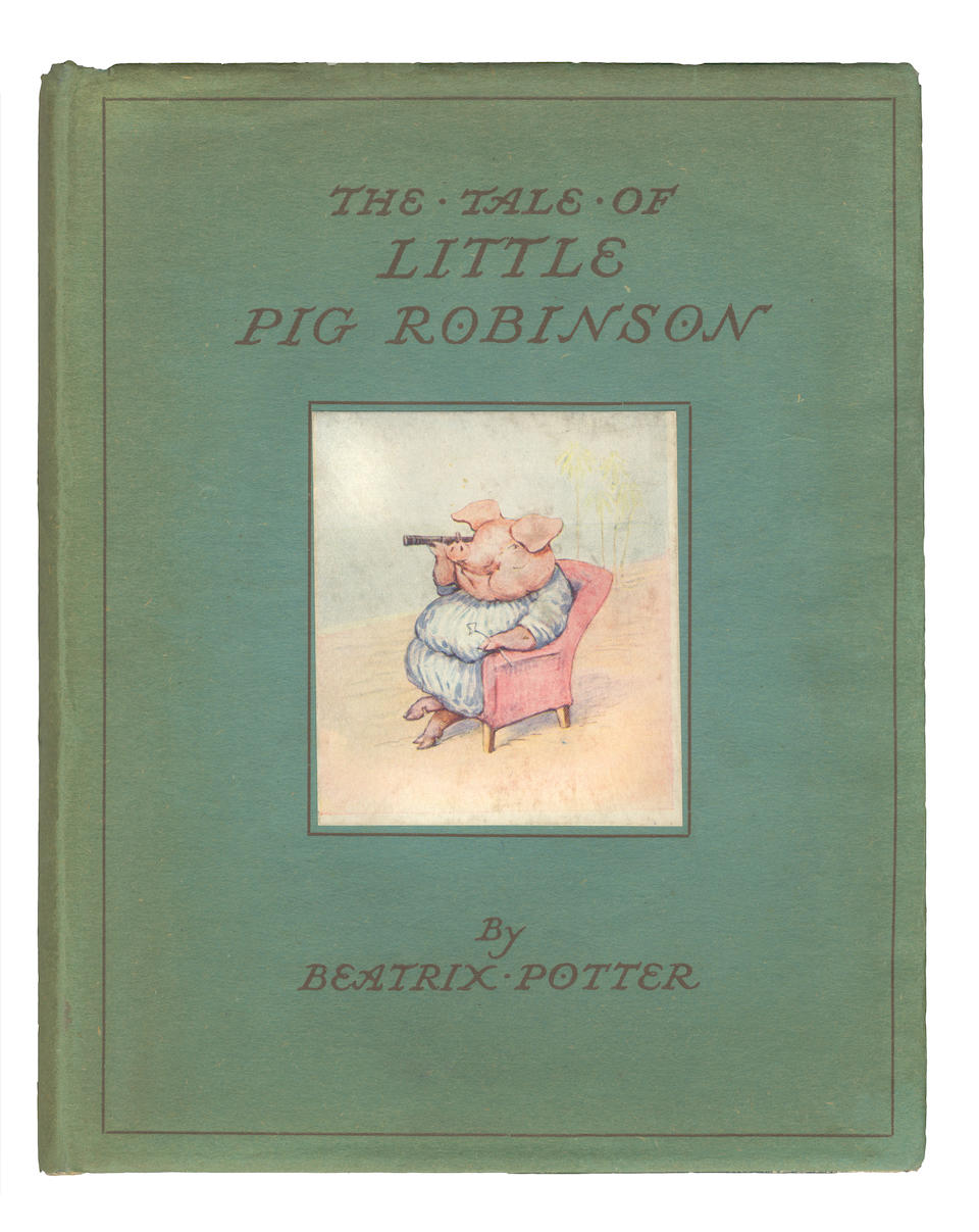 POTTER (BEATRIX) The Pie and the Patty-pan, Frederick Warne (4)