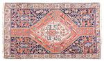 A Quashgai rug 134 x 216cm, 103 x 164cm, 121 x 198cm, (3).