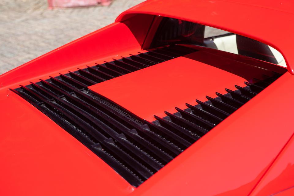 1986 Ferrari 328 GTS Targa Coupé  Chassis no. ZFFWA19C000063241