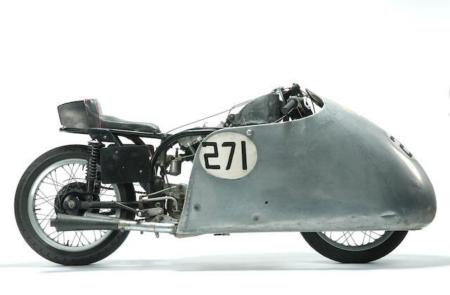 The ex-Francis Williams, Basil Keys, ,c.1952 Norton-JAP 996cc Mk1 'Saltdean Special' Sprinter Frame no. 11M2 45067 Engine no. JTOS/S 79487/1