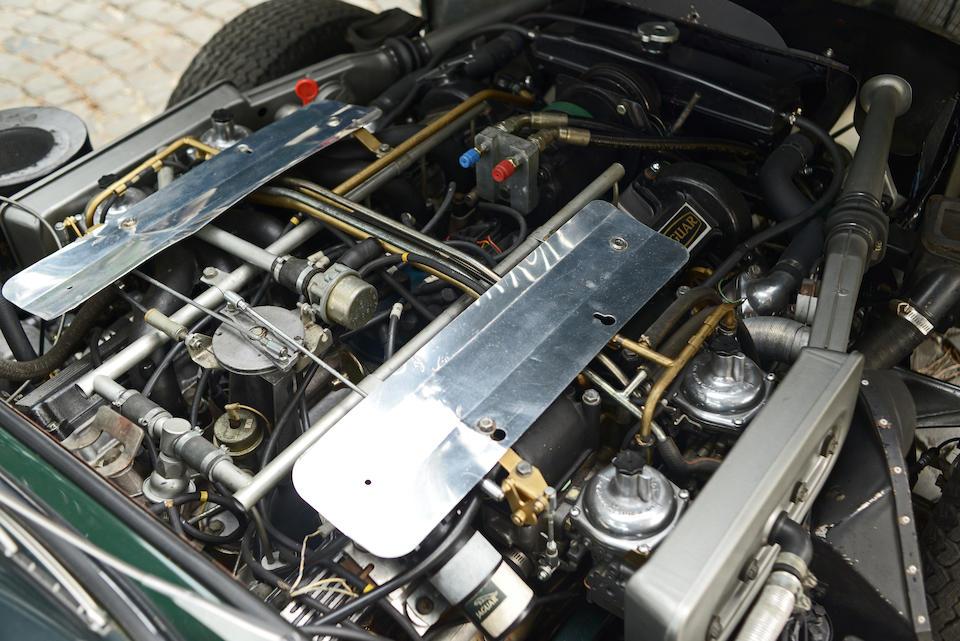 1973 Jaguar E-Type Series 3 V12 Roadster  Chassis no. UD 1S22953