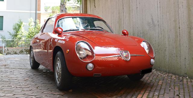 1959  FIAT-Abarth  750 Record Monza Bialbero Coupé  Chassis no. 780 410