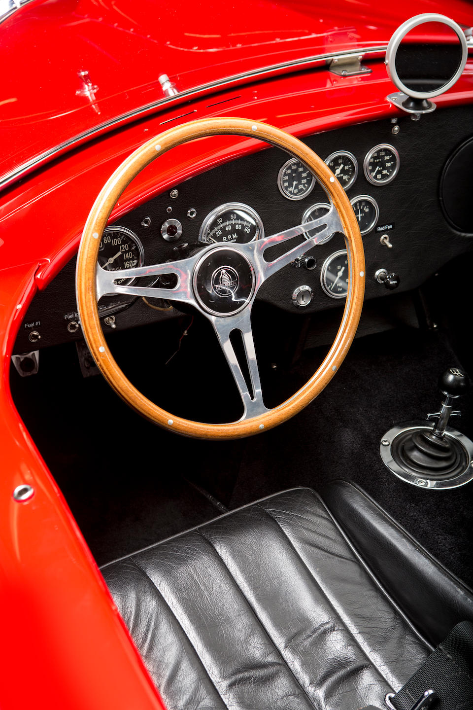 1964 Shelby Cobra 289ci Competition Roadster  Chassis no. CSK 2430