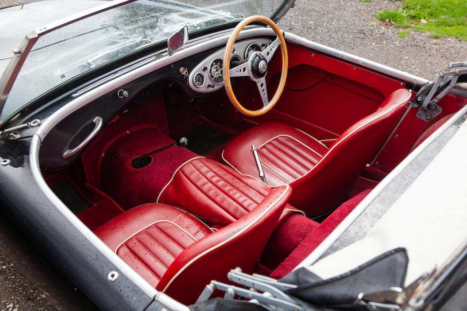 1956 Austin Healey 100 BN2 Roadster  Chassis no. BN2L 228736