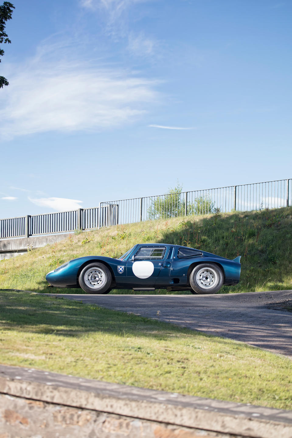 The Ex-Ecurie Ecosse,1962 Tojeiro EE-Ford Endurance Racing Coupe  Chassis no. TAD-1-64