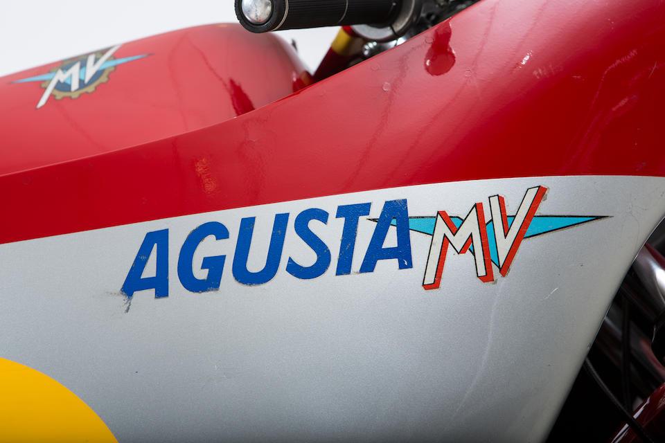 1973 MV Agusta 497.9cc Grand Prix Racing Motorcycle  Frame no. *21601003* Engine no. 121