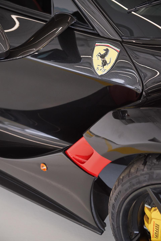 2017 Ferrari LaFerrari Aperta  Chassis no. ZFF86ZHT5H0223362