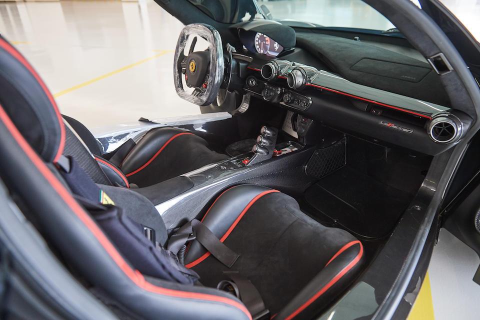 2015 Ferrari LaFerrari Coupé  Chassis no. ZFF76ZHT4F0214127