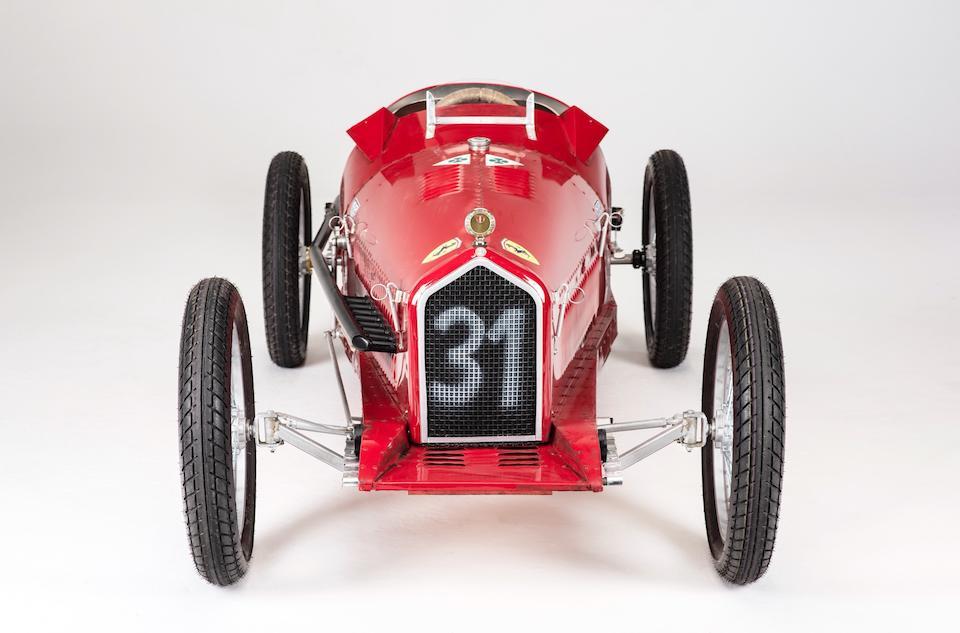 Alfa Romeo 8C Tipo B Monoposto Grand Prix Child's Car
