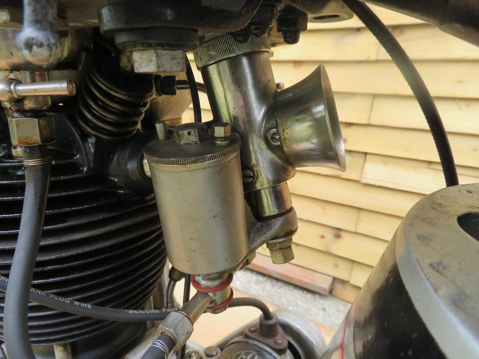 1932 Norton 490cc International Frame no. 46088 Engine no. 52785