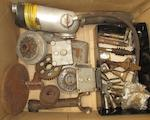 Maserati 8CTF and 8CM spares and accessories, formerly the property of Cameron Millar,  ((Qty))