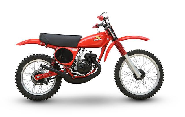 c.1972 Honda CR125M Elsinore Moto-Crosser Frame no. CR125M-3109121 Engine no. None visible