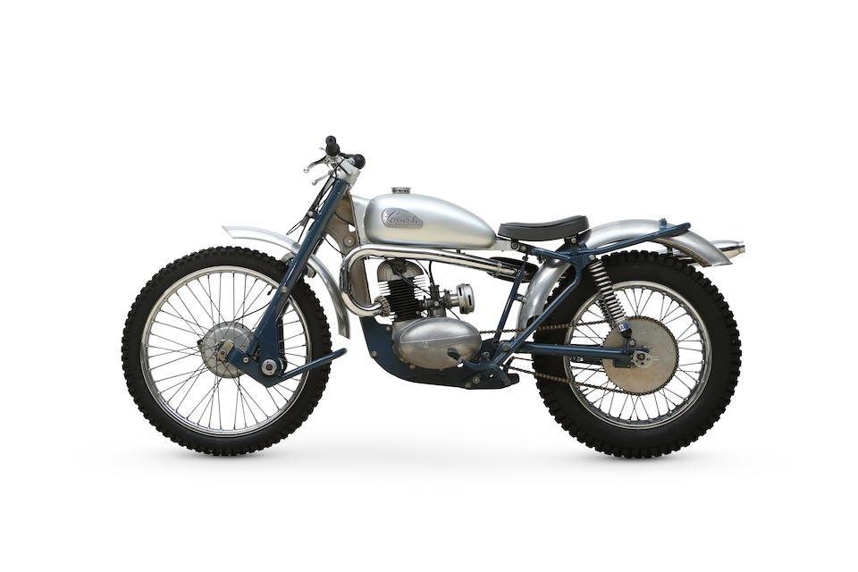 c.1959 Greeves 197cc 20TA Scottish Trials Frame no. 9165/TA Engine no. 625B46111