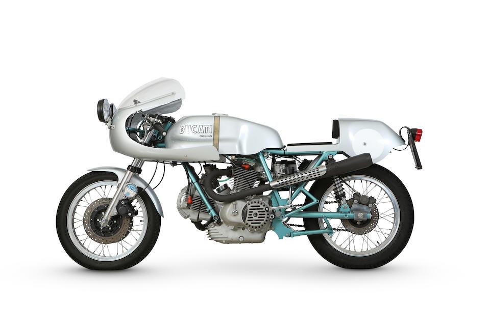 1976 Ducati 750SS Frame no. DM750SS*076121* Engine no. 750534 DM750