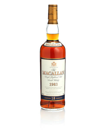 The Macallan-18 year-old-1983