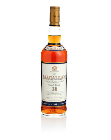 The Macallan-18 year old-1984