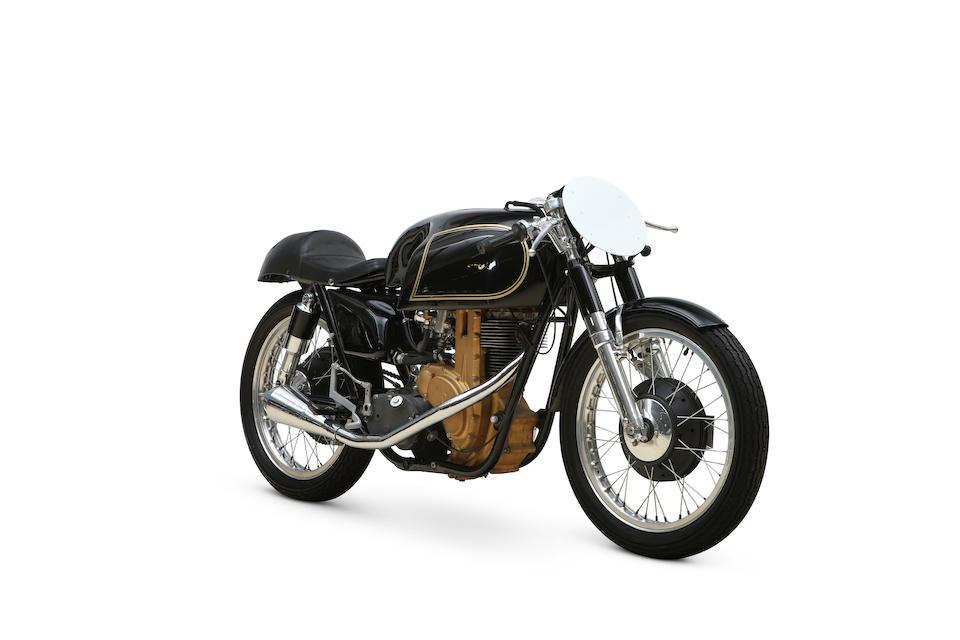1956 AJS 7R 350cc Racing Motorcycle Frame no. 1700 Engine no. 55/7R1100