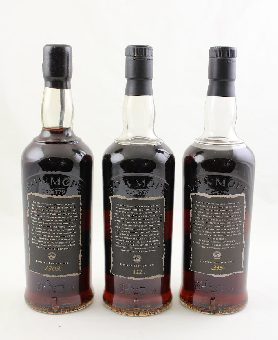 Black Bowmore-1964 Black Bowmore-1964 Black Bowmore-1964