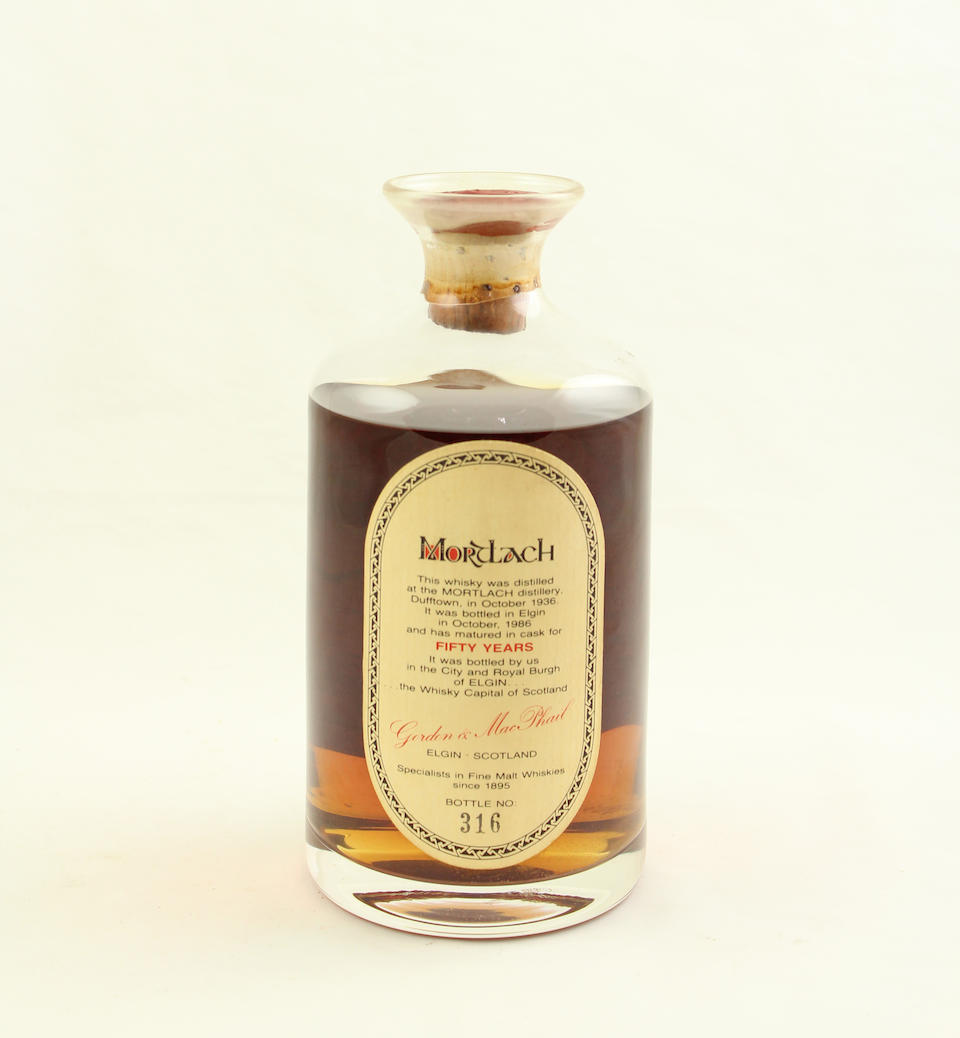 Mortlach-50 year old-1936