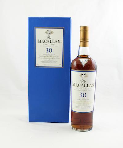 The Macallan Fine Oak-30 year old