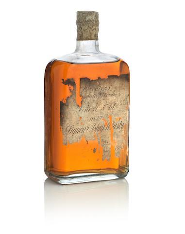 Finest Old Liqueur Islay Whisky-1937
