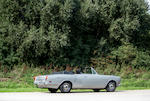 Ex-Cassius Clay (Muhammad Ali),1970 Rolls-Royce  Silver Shadow Convertible  Chassis no. DRX 9108