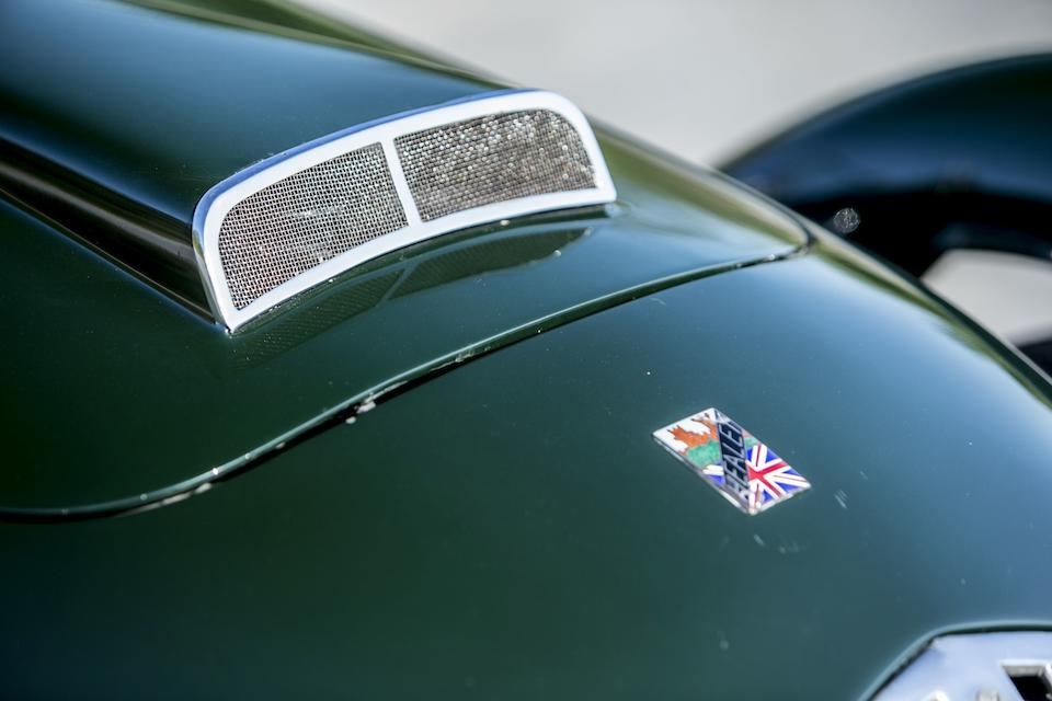 1950 Healey Silverstone Competition Roadster  Chassis no. D36