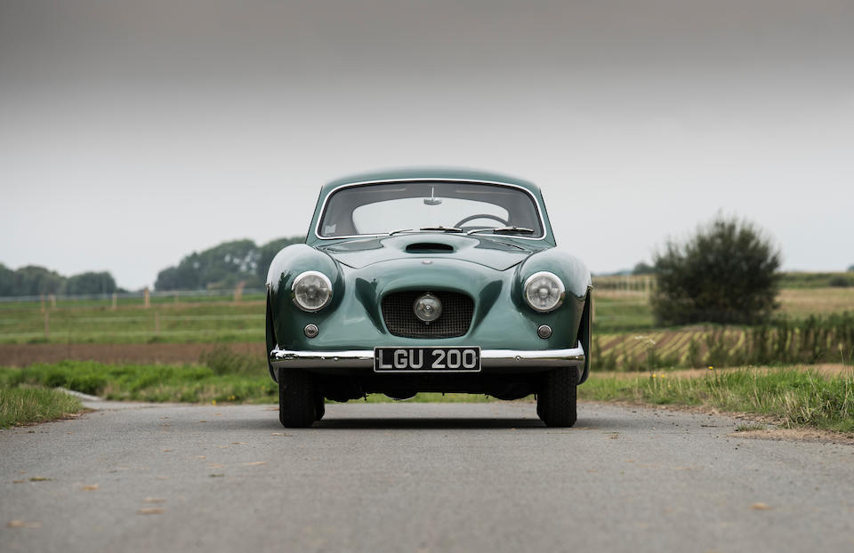 Delivered new via Mannes in Brussels,1954 Bristol  404 Sports Coupé  Chassis no. 404/2030