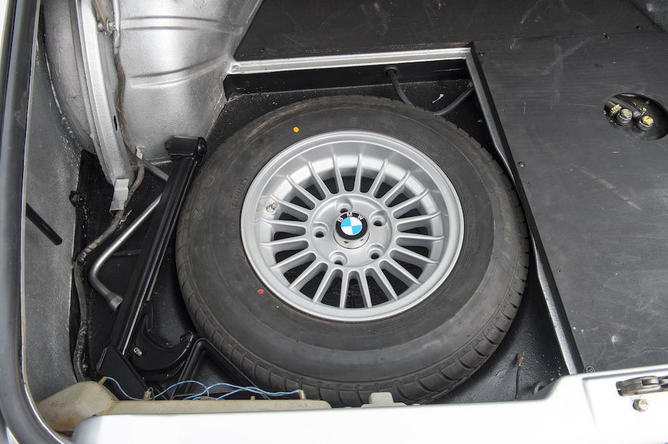 1973 BMW 3.0 CSL 'Batmobile' Coupé  Chassis no. 2275537