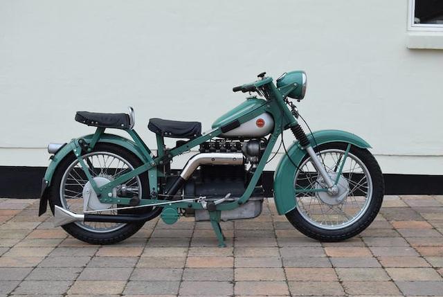 1953 Nimbus 750cc Model C Four Frame no. 11711 Engine no. to be advised