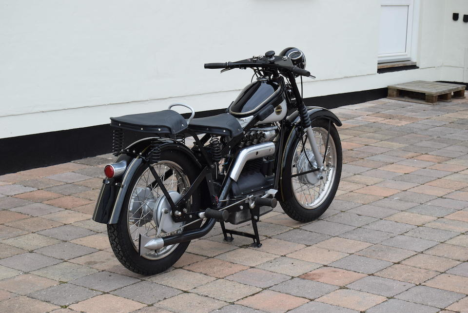 1948 Nimbus 750cc Model C Four Frame no. 7819 Engine no. to be advised